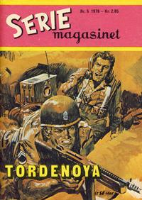 Cover Thumbnail for Seriemagasinet (Serieforlaget / Se-Bladene / Stabenfeldt, 1951 series) #5/1976