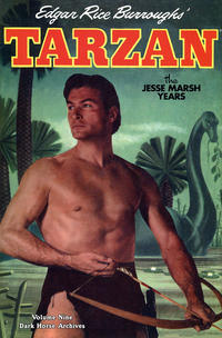 Cover Thumbnail for Edgar Rice Burroughs' Tarzan: The Jesse Marsh Years (Dark Horse, 2009 series) #9