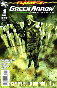 Cover Thumbnail for Flashpoint: Green Arrow Industries (DC, 2011 series) #1