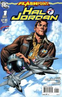 Cover Thumbnail for Flashpoint: Hal Jordan (DC, 2011 series) #1