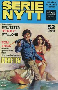 Cover Thumbnail for Serie-nytt [delas?] (Semic, 1970 series) #2/1980