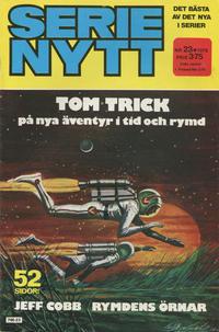 Cover Thumbnail for Serie-nytt [delas?] (Semic, 1970 series) #23/1978