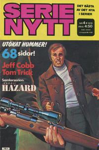 Cover Thumbnail for Serie-nytt [delas?] (Semic, 1970 series) #4/1978