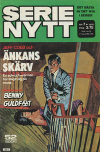 Cover Thumbnail for Serie-nytt [delas?] (Semic, 1970 series) #7/1978