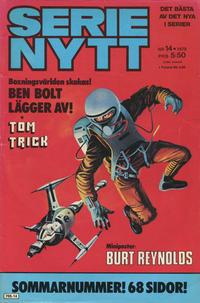 Cover Thumbnail for Serie-nytt [delas?] (Semic, 1970 series) #14/1979