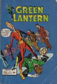 Cover Thumbnail for Green Lantern (Arédit-Artima, 1972 series) #23