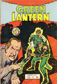 Cover Thumbnail for Green Lantern (Arédit-Artima, 1972 series) #27