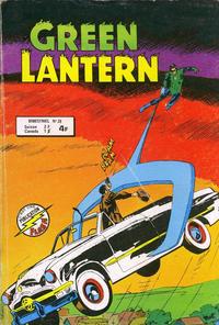 Cover Thumbnail for Green Lantern (Arédit-Artima, 1972 series) #28
