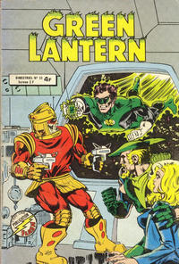Cover Thumbnail for Green Lantern (Arédit-Artima, 1972 series) #33