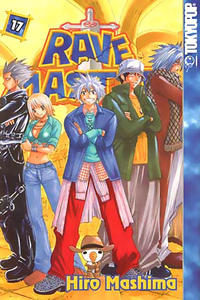 Cover Thumbnail for Rave Master (Tokyopop, 2004 series) #17