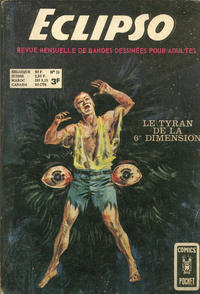 Cover Thumbnail for Eclipso (Arédit-Artima, 1968 series) #26