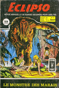 Cover Thumbnail for Eclipso (Arédit-Artima, 1968 series) #43