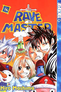 Cover Thumbnail for Rave Master (Tokyopop, 2004 series) #14