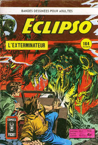 Cover Thumbnail for Eclipso (Arédit-Artima, 1968 series) #54