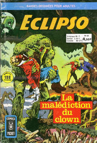 Cover Thumbnail for Eclipso (Arédit-Artima, 1968 series) #55