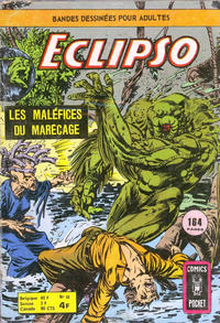 Cover Thumbnail for Eclipso (Arédit-Artima, 1968 series) #58