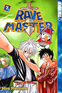 Cover Thumbnail for Rave Master (Tokyopop, 2004 series) #7