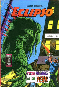 Cover Thumbnail for Eclipso (Arédit-Artima, 1968 series) #72