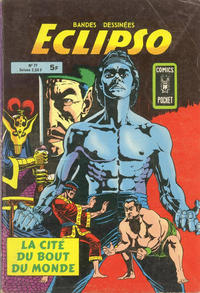Cover Thumbnail for Eclipso (Arédit-Artima, 1968 series) #77
