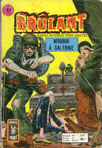 Cover Thumbnail for Brûlant (Arédit-Artima, 1967 series) #40