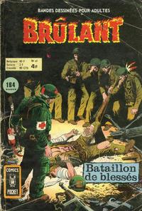 Cover Thumbnail for Brûlant (Arédit-Artima, 1967 series) #41