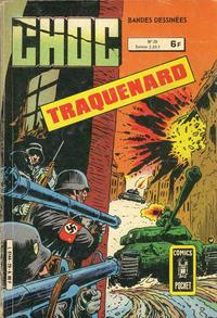 Cover Thumbnail for Choc (Arédit-Artima, 1972 series) #29