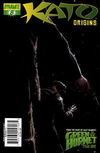 Cover Thumbnail for Kato Origins (Dynamite Entertainment, 2010 series) #8