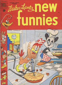 Cover Thumbnail for Walter Lantz New Funnies (Wilson Publishing, 1948 series) #165