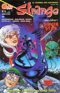 Cover Thumbnail for Strange (Organic Comix, 2007 series) #4
