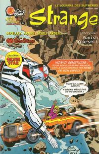 Cover Thumbnail for Strange (Organic Comix, 2007 series) #5