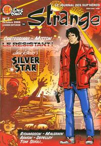 Cover Thumbnail for Strange (Organic Comix, 2007 series) #7