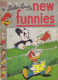 Cover Thumbnail for Walter Lantz New Funnies (Wilson Publishing, 1948 series) #164