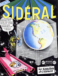 Cover Thumbnail for Sidéral (Arédit-Artima, 1958 series) #2