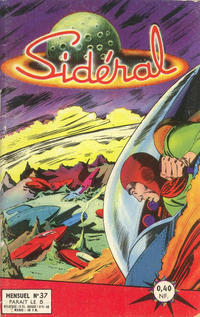 Cover Thumbnail for Sidéral (Arédit-Artima, 1958 series) #37