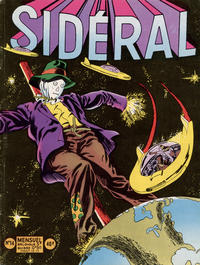 Cover Thumbnail for Sidéral (Arédit-Artima, 1958 series) #14