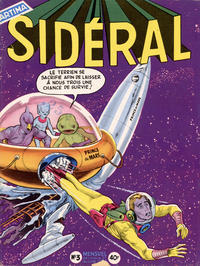 Cover Thumbnail for Sidéral (Arédit-Artima, 1958 series) #3