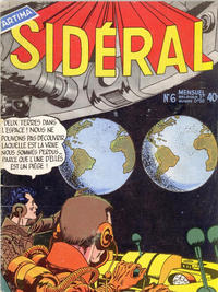 Cover Thumbnail for Sidéral (Arédit-Artima, 1958 series) #6