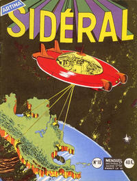Cover Thumbnail for Sidéral (Arédit-Artima, 1958 series) #10