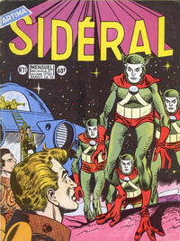 Cover Thumbnail for Sidéral (Arédit-Artima, 1958 series) #11