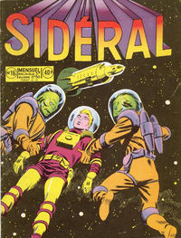 Cover Thumbnail for Sidéral (Arédit-Artima, 1958 series) #16