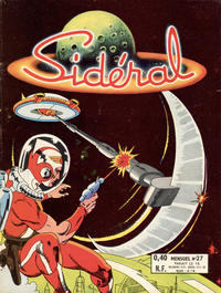 Cover Thumbnail for Sidéral (Arédit-Artima, 1958 series) #27