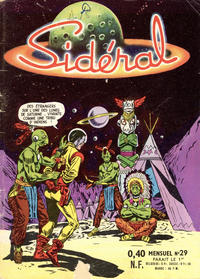 Cover Thumbnail for Sidéral (Arédit-Artima, 1958 series) #29