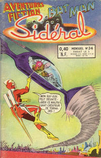 Cover Thumbnail for Sidéral (Arédit-Artima, 1958 series) #34
