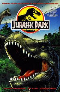 Cover Thumbnail for Jurassic Park (Topps, 1993 series) #[nn]