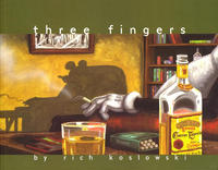 Cover Thumbnail for Three Fingers (Top Shelf, 2002 series) #[nn]