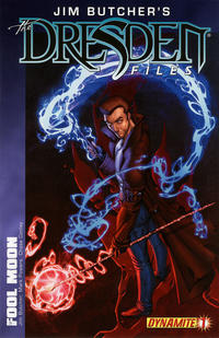 Cover Thumbnail for Jim Butcher's The Dresden Files: Fool Moon (Dynamite Entertainment, 2011 series) #1