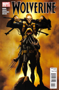 Cover Thumbnail for Wolverine (Marvel, 2010 series) #11