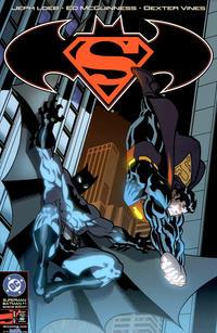 Cover Thumbnail for Superman / Batman (DC, 2003 series) #1 [Promotional Edition]