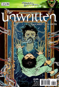 Cover Thumbnail for The Unwritten (DC, 2009 series) #26