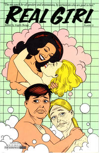 Cover Thumbnail for Real Girl (Fantagraphics, 1990 series) #5